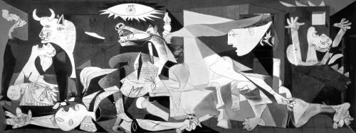 © Pablo Picasso, Guernica (1937)